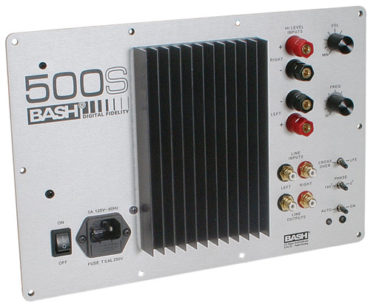 BASH DIGITAL SUB AMPLIFIER