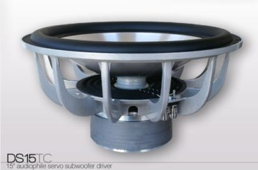 High end subwoofer driver DS15TC