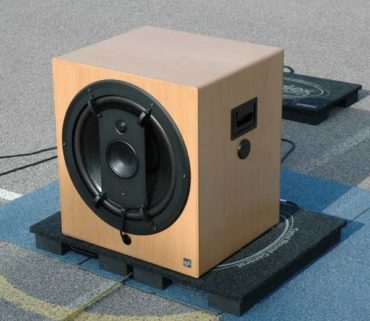 Musikelectronic Geithain RL901K – Subwoofer coaxial ?