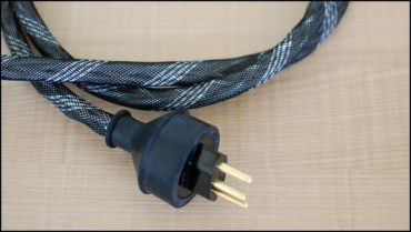 Brazuca Power Cable